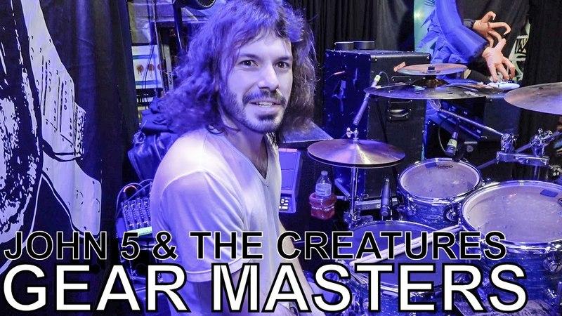 John 5 and The Creatures' Logan Miles Nix - GEAR MASTERS Ep. 205