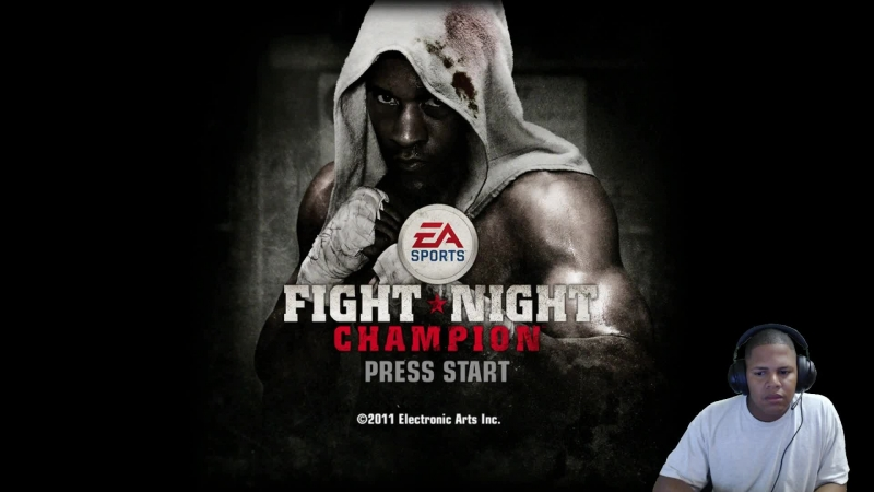 Knocking Fathers Out Today!! [FIGHT NIGHT CHAMPION]