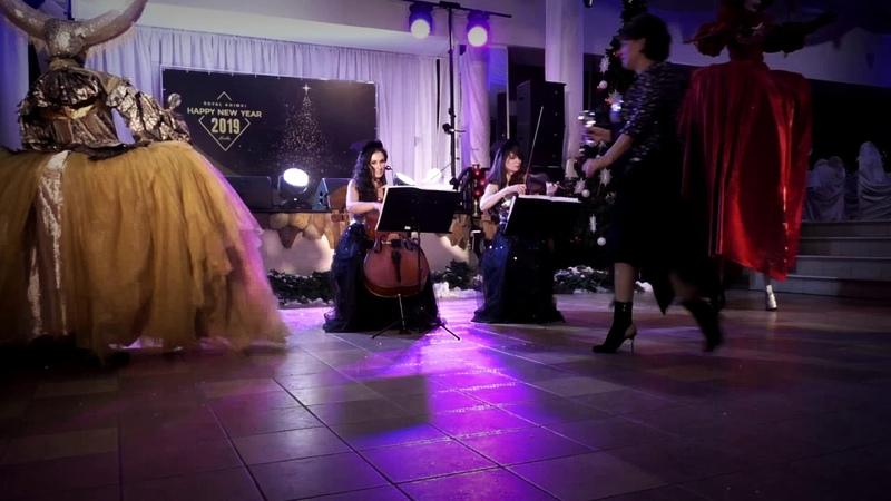 Скрипка и виолончель Violin Group DOLLS - Новогодние мелодии