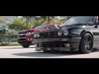 Крутое видео про BMW E30