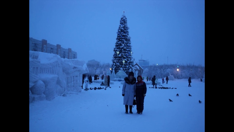 Воркутинский снег