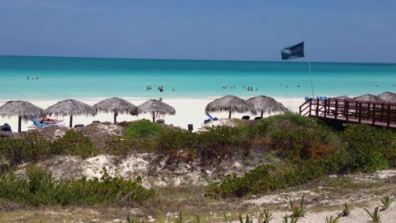 👉🌈🌴Пляжи в Кайо Ларго имеют мелкий и мягкий песок, вода - кристально чистая, ее температура никогда не опускается ниже 26 градус