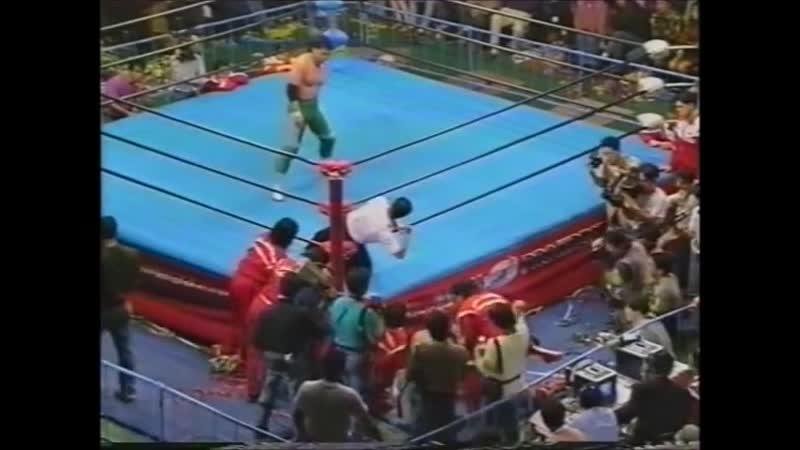 1995.04.15 - NTV All Japan Pro Wrestling Relay