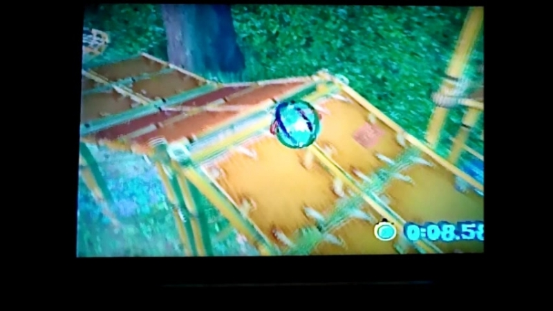 Crash Bandicoot «The Wrath of Cortex» (NTSC-J) «Bamboozled» Time Trial .8:58.Второй личный результат..