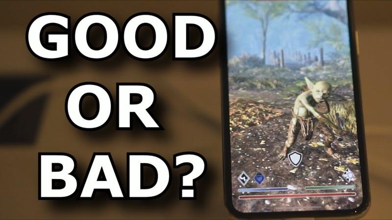 Skyrim In Your Pocket or Mobile Trash - Elder Scrolls Blades Impressions