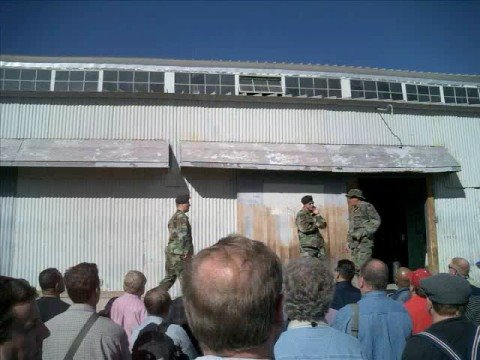 Private Military Contractors Diary, Part 1, Induction Fort Bliss El Paso Texas
