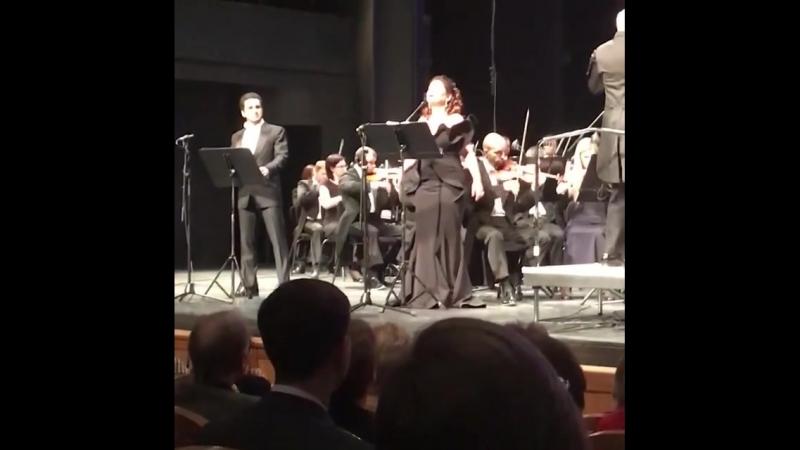 Вероника Джиоева. Опера Трубадур.