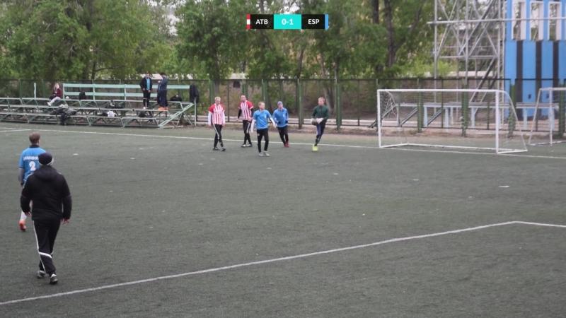 Open Liga-Chita.2 season.1 тур.ESP-ATB