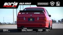 BMW M3 E30 Borla Exhaust