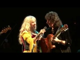 Blackmore's Night 02 Candice and Ritchie talk about World Of Stone 29 10 2016 Jesus Peraza source