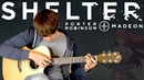 Shelter - Porter Robinson Madeon - Fingerstyle Guitar Cover