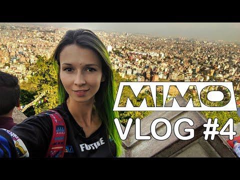 Miss Monique - MiMo Vlog 4 [Kathmandu, Nepal]