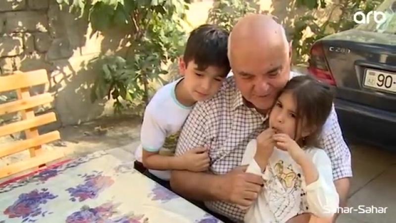 Отец Нагылбаза: Моего сына убила Анжелика. Азербайджан Azerbaijan Azerbaycan БАКУ BAKU BAKI Карабах 2018 HD Армения Ереван