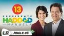 Haddad 13 - Jingle Haddad Aê/Todos Pelo Brasil (Eleições 2018)