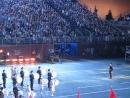ритм -секция оркестра суворовцев МсВМУ - 31.08.2018 фестиваль Спасская башня