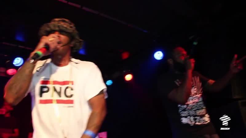 Smif N Wessun Live Perfomance Wrekonize Lowrider Barcelona 4 one Hip Hop