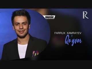 Qo'yvor | Фаррух Хамраев - Куйвор (music version)