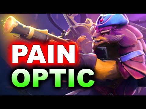 PAIN vs OPTIC - SOUTH vs NORTH AMERICA TI8 - THE INTERNATIONAL 2018 DOTA 2