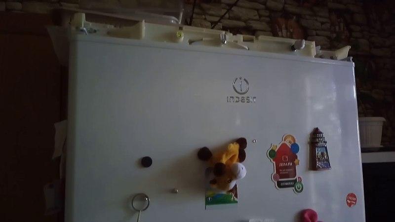 Термостат в Indesit (как запустить)