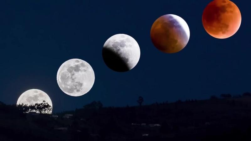 Das passiert mit dem Mond am 27 Juli wirklich so