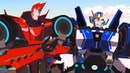 Мультфильм Трансформеры: роботы под прикрытием 1/14. Окольными путями