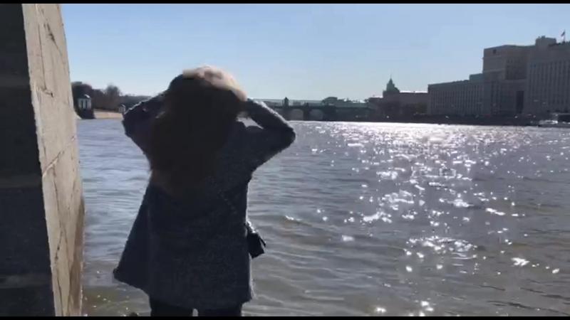 MOSCOW Прогулка по Парку Горького