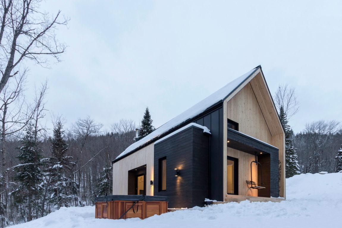 Частный дом в Канаде