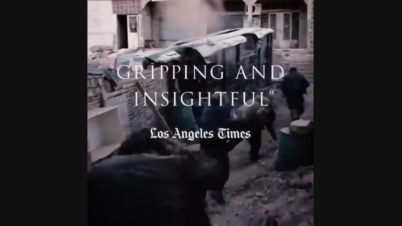 Небольшое видео рекламного ролика фильма Личная война