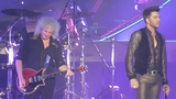 Queen and Adam Lambert Save Me + Who Wants To Live Forever Wembley Arena 24-2-2015