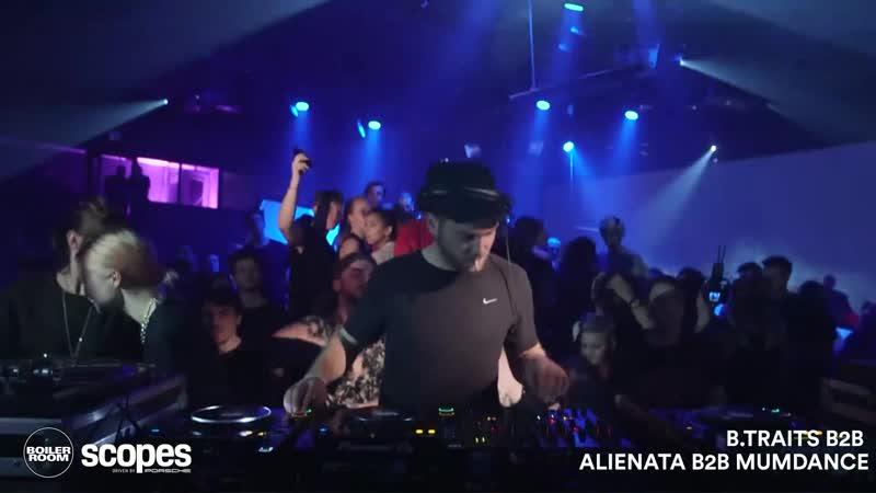 B.Traits b2b Mumdance b2b Alienata - Live @ Boiler Room x SCOPES Berlin