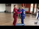 Ivan Tomasetti - kata guruma to strait foot lock #bjf_smart_seminar