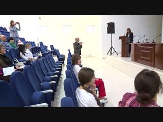 """Фонд """"Радость моя"""" проводит семинар в Перинатальном Центре по профилактике абортов."""