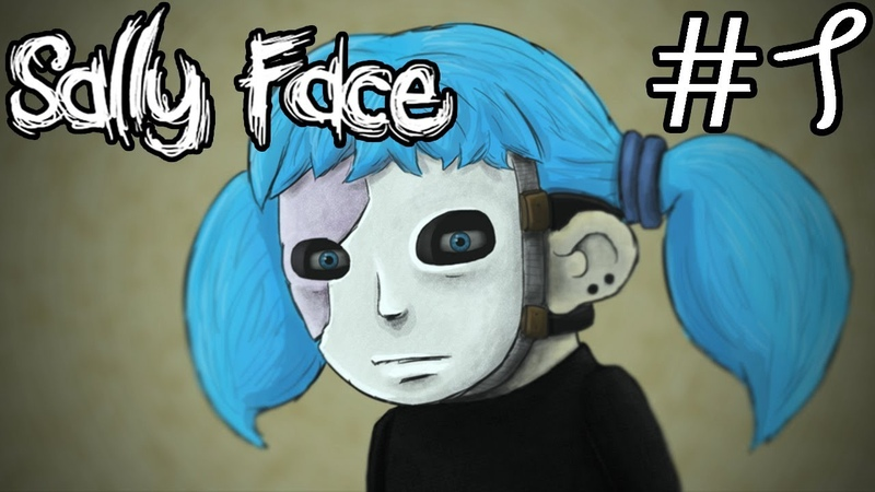 ПРИКЛЮЧЕНИЯ САЛЛИ-КРОМСАЛИ   Sally Face 1
