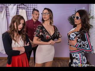Porno Brazzers Say Yes To Some Sex Danni Rivers, Eva Long & Bambino [Ass To Mouth, Blowjob, Face Fuck, Bedroom, Indoors 2019 hd]