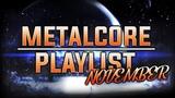 Metalcore Mix November 2018
