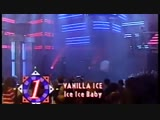 Vanilla Ice - Ice Ice Baby (Live 1990 HD)