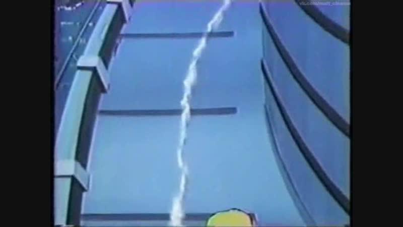 Космический рыцарь Теккамен. Фильм 1-й (1984) VHSRip