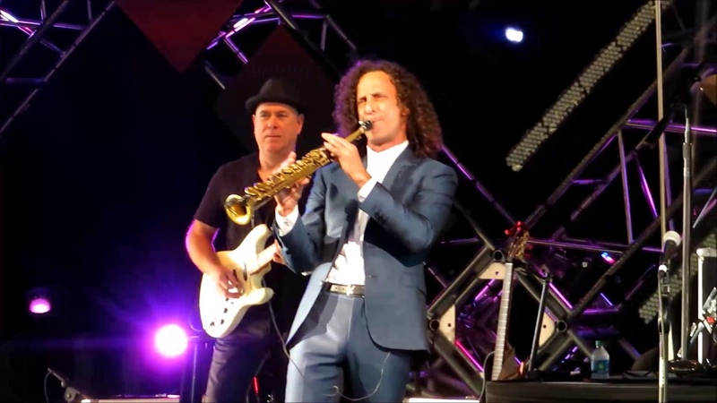 Kenny G - @Epcot October 24th 2017