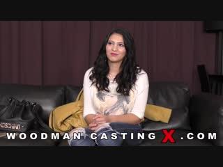 Woodman casting - ava black -