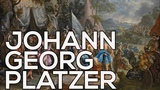 Johann Georg Platzer A collection of 59 paintings (HD)