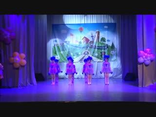 танец Васильковая поляна 2018
