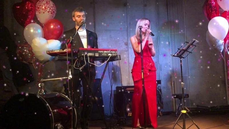Дарья Васенёва и Олег Зайцев - I'll never love again (A star is born soundtrack)