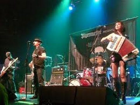 The Mahones - A Great Night on the Lash Black Irish Tour Video 2011
