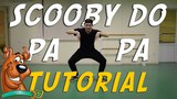 Scooby do pa pa ( Dance Tutorial ) - Dj Kass @oleganikeev choreography ANY DANCE
