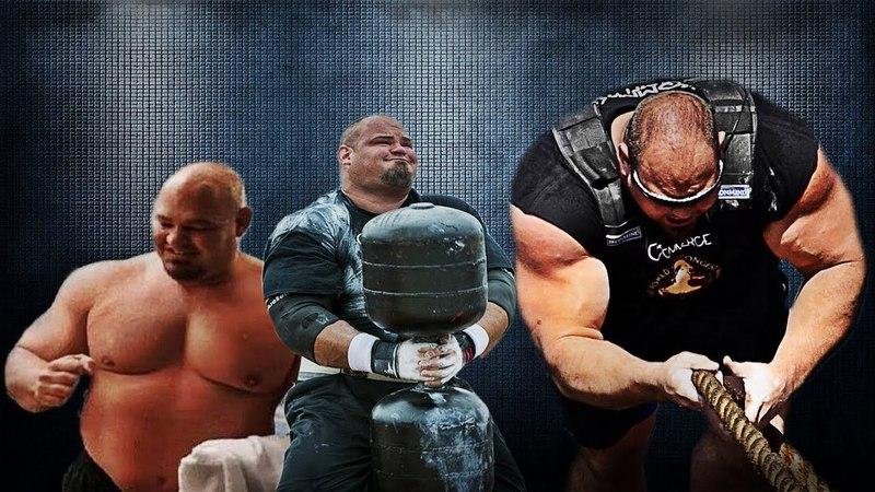 Brian Shaw MASS MONSTER 206 kg