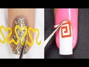 How to do Nails Art Designs Tutorial at Home | Top New Nail Polish Video Compilation 2018 41