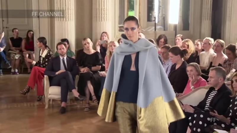 Valentino Haute Couture Fall Winter 2018 2019 Full Show