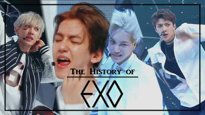 EXO Special★From Debut to TEMPO★(2h 6m Stage Compilation)