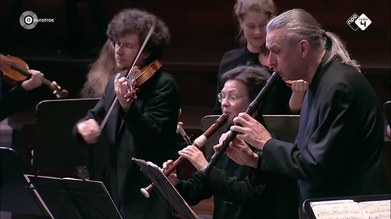 1049 J. S. Bach - Brandenburg Concerto No. 4 in G major, BWV 1049 - Concerto Köln [Evgeny Sviridov]