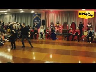 King Swing JnJ All Stars Sergey Khakhlev & Jennie Davidsson